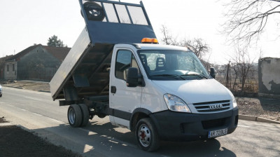 Iveco Daily 35c12 Basculabil, 2.3 HPI Diesel, an 2007 foto