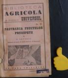 Pastrarea fructelor proaspete Savescu Biblioteca Agricola