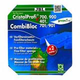 JBL Cristal Profi e401, e700/701, e900/901 – material filtrant CombiBloc