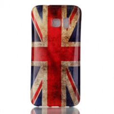 Husa Samsung Galaxy S7 G930 - Vintage UK Flag