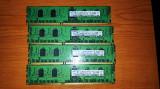Memorie RAM Samsung KIT 8GB DDR3 (4 x 2GB) 1333MHz Dual Channel 10600R (1Rx6)