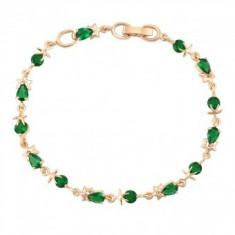 Bratara Anebris Brilliant Emerald