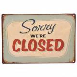 Tablou cu print decorativ, GMO, Closed