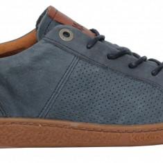 Pantofi sport cu siret Kickers 610180-60-10 navy