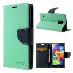 Husa My-Fancy Samsung Galaxy S5 - Mint/Navy