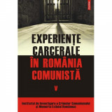 Experiente carcerale in Romania. Vol. V - Cosmin Budeanca