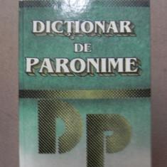 DICTIONAR DE PARONIME-NICOLAE FELECAN BUCURESTI 1996