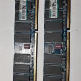 Memori Kingmax  2 Gb , DDR1 - 400Mhz - 2x 1Gb