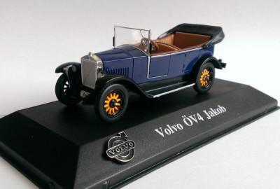 Macheta Volvo OV4 Jakob 1928 - Atlas 1/43 foto