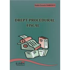 Drept procedural fiscal - Nadia Cerasela DARIESCU