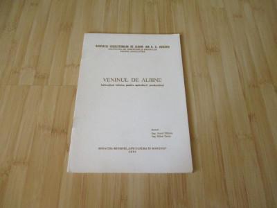 AUREL MALAIU--VENINUL DE ALBINE - 1984 foto