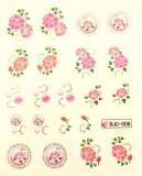 Tatuaje Unghii Flori