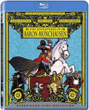 Aventurile Baronului Munchausen / The Adventures of Baron Munchausen: 20th Anniversary Edition - BLU-RAY Mania Film