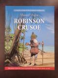 Clasicii literaturii in Benzi Desenate - ROBINSON CRUSOE - Daniel Defoe