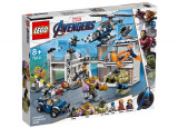 Cumpara ieftin LEGO Marvel Super Heroes - Batalia combinata a Razbunatorilor 76131