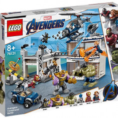 LEGO Marvel Super Heroes - Batalia combinata a Razbunatorilor 76131