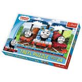 Puzzle Thomas si Prietenii 24 piese