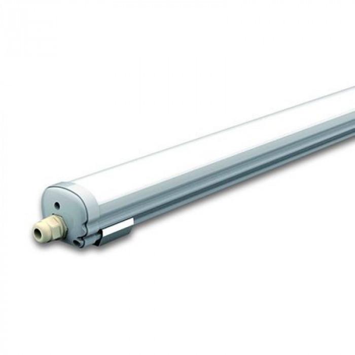 Plafoniera LED, 60 cm, 18 W, temperatura culoare alb rece, 1440 lm