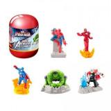 Capsule figurine Marvel snur, Zuru
