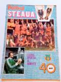 "Revista fotbal - ""STEAUA 1987"" editata de Viata Militara"