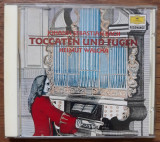 CD Bach – Toccaten Und Fugen [Helmut Walcha], Deutsche Grammophon