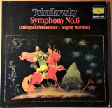 Disc Vinil LP -Tchaikovsky - Symphony No. 6 - Deutsche Grammophon - vinyl