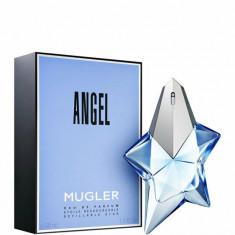 Apa de parfum Angel, flacon reincarcare, 50 ml, Pentru Femei, Thierry Mugler