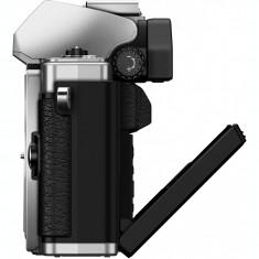 Aparat foto mirrorless Olympus OM-D E-M10II, Silver