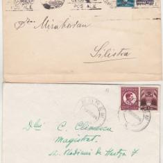 bnk fil Lot 2 plicuri circulate 1933
