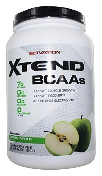 SciVation, Xtend BCAA , 90 portii