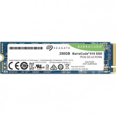 SSD Seagate BarraCuda 510 250GB M.2 2280