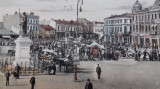 Prahova Ploiesti Piata Statuia Libertatii