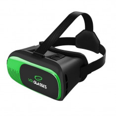 Ochelari VR 3D, smartphone 3.5-6 inch, lentile reglabile, fanta casti, Esperanza