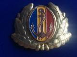 Insignă militară - Cuc / Emblemă / Coifură - Ofițer superior - Marină
