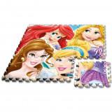 Covor puzzle Disney Princess 9 piese SunCity EWA17630WDInitiala