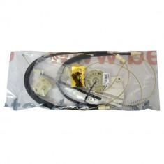 Kit reparatie macara geam fata Vw Bora Vw Golf 4 5usi 1997-2006; electrica fata stanga (cablu role si suport geam)
