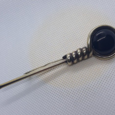 BROSA argint AURIT eleganta SPLENDIDA de efect STARE IMPECABILA