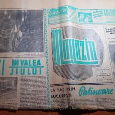 magazin 29 februarie 1964-art. valea jiului,petrosani,lupeni,sanatoriul moroieni