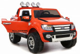 Masinuta electrica Ford Ranger 12V Portocaliu