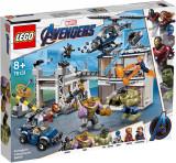 LEGO SUPER HEROES BATALIA COMBINATA A RAZBUNATORILOR 76131