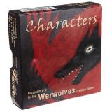 Joc De Societate Werewolves Of Millers Hollow Character Expansion, Asmodee