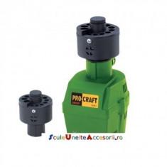 Masina pentru ascutirea burghielor Procraft EBS250, 250 W, 3-16 mm