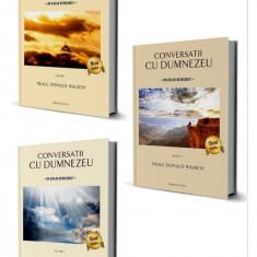 Cumpara ieftin Conversatii cu Dumnezeu vol. I+II+III - Un dialog neobisnuit - Nealle Donald Walsch