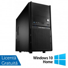 Calculator Cooler Master, Intel Core i5-4440 3.10GHz, 4GB DDR3, 500GB SATA, DVD-RW + Windows 10 Home