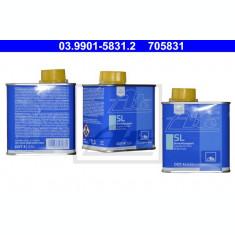 Lichid frane DOT4 (0,5L) [260 C, 165 C, vascozitate: 1400mm sec.] SAE J1703, ISO DIN 4925