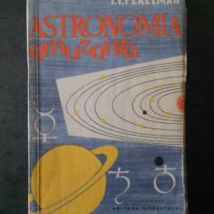 I. I. Perelman - Astronomia amuzanta, Alta editura