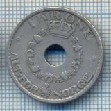 AX 342 MONEDA - NORVEGIA - 1 KRONE -ANUL 1925 -STAREA CARE SE VEDE, Europa