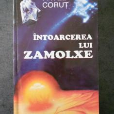 PAVEL CORUT - INTOARCEREA LUI ZAMOLXE