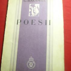 George Bacovia - Poezii - Prima Ed. 1934 ,prefata Adrian Maniu ,72 pag