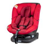 Scaun auto Millo rotativ 360 grade cu ISOFIX 0-18 kg Rosu Coletto for Your BabyKids